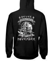 November Men - Special Edition Hooded Sweatshirt thumbnail