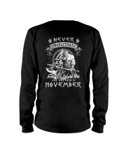 November Men - Special Edition Long Sleeve Tee thumbnail