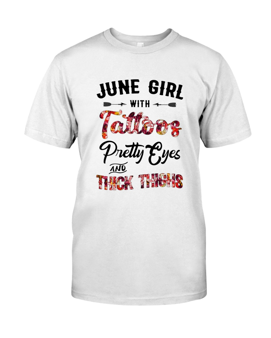 June Girl - Special Edition Classic T-Shirt