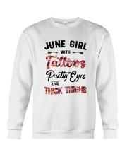 June Girl - Special Edition Crewneck Sweatshirt thumbnail