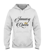 January Girl Hooded Sweatshirt thumbnail