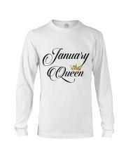January Girl Long Sleeve Tee thumbnail