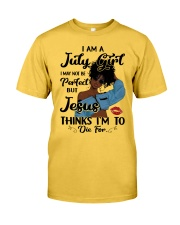 July Girl - Special Edition Classic Classic T-Shirt front