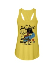 July Girl - Special Edition Classic Ladies Flowy Tank thumbnail