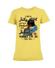 July Girl - Special Edition Classic Premium Fit Ladies Tee thumbnail