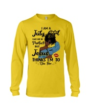 July Girl - Special Edition Classic Long Sleeve Tee thumbnail