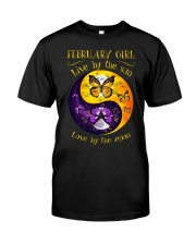 February Girl - Special Edition Classic T-Shirt front