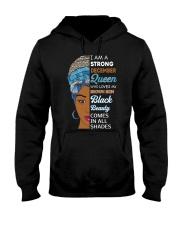 December Queen Hooded Sweatshirt thumbnail