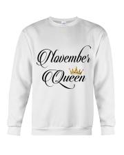 November Queen Crewneck Sweatshirt thumbnail