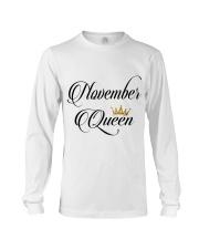 November Queen Long Sleeve Tee thumbnail