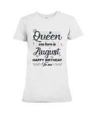August Queen Premium Fit Ladies Tee thumbnail