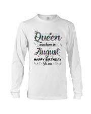August Queen Long Sleeve Tee thumbnail