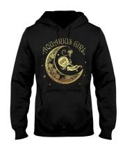 Aquarius Girl Hooded Sweatshirt thumbnail