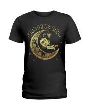 Aquarius Girl Ladies T-Shirt thumbnail