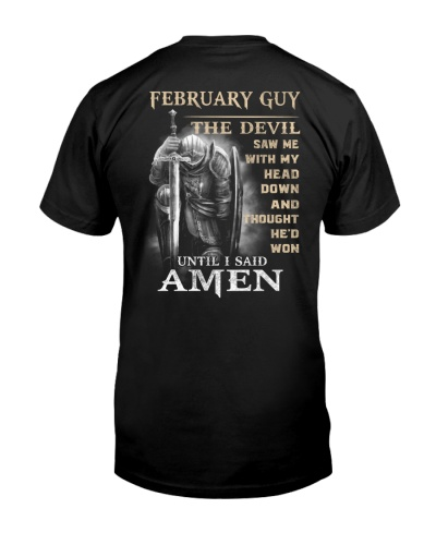 February Guy - Limited Edition