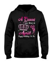 Queen April Hooded Sweatshirt thumbnail