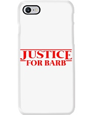Justice For Barb Phone Case thumbnail