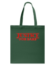 Justice For Barb Tote Bag thumbnail