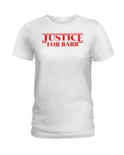 Justice For Barb Ladies T-Shirt tile