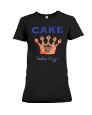 Cake Premium Fit Ladies Tee thumbnail