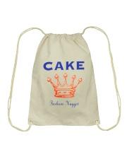 Cake Drawstring Bag thumbnail