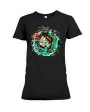 Ghibli Tribute Premium Fit Ladies Tee thumbnail