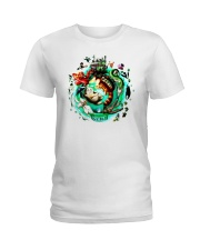 Ghibli Tribute Ladies T-Shirt thumbnail