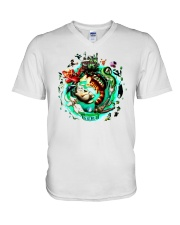 Ghibli Tribute V-Neck T-Shirt thumbnail