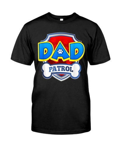 Funny Best Dog Dad Shirt