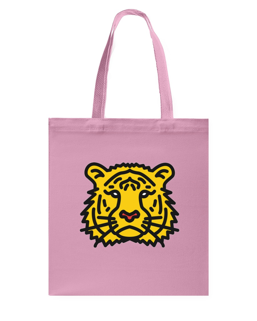 Toby The Tiger Tote Bag