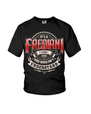 FREDIANI Youth T-Shirt front