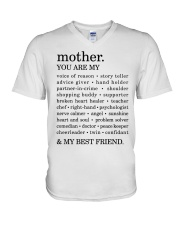 MOTHER : YOU ARE MY V-Neck T-Shirt thumbnail
