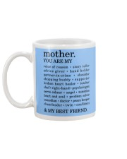 MOTHER : YOU ARE MY Mug back