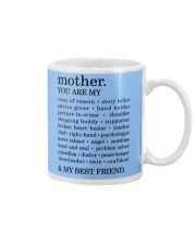 MOTHER : YOU ARE MY Mug front