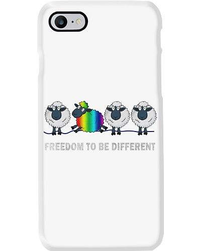 FREEDOM TO BE DIFFEENT