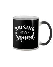 RAISING MY SQUAD Color Changing Mug thumbnail