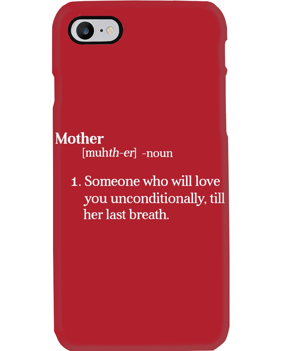 MOTHER Phone Case