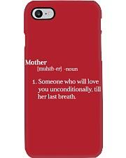MOTHER Phone Case i-phone-7-case