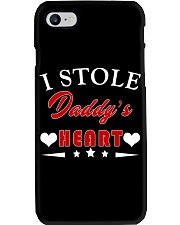 I Stole Daddy's Heart Phone Case thumbnail