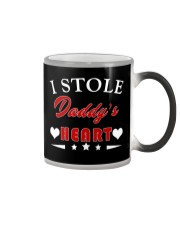 I Stole Daddy's Heart Color Changing Mug thumbnail