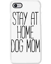 STAY AT HOME DOG MOM Phone Case thumbnail