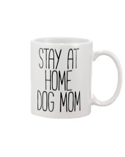 STAY AT HOME DOG MOM Mug thumbnail