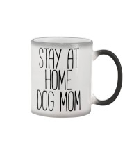STAY AT HOME DOG MOM Color Changing Mug thumbnail