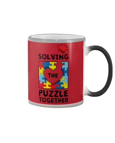 SOLVING THE PUZZLE TOGETHER
