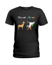 YOUR WIFE MY WIFE Ladies T-Shirt thumbnail