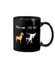 YOUR WIFE MY WIFE Mug front