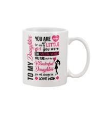 TO MY DAUGHTER YOU'RE LOVED Mug thumbnail