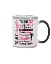 TO MY DAUGHTER YOU'RE LOVED Color Changing Mug thumbnail