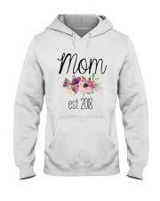MOM EST-2018 Hooded Sweatshirt thumbnail