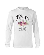 MOM EST-2018 Long Sleeve Tee thumbnail
